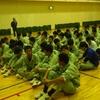 H30.11.29 生徒会立会演説会を行いました
