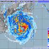 関東地方、15号台風上陸
