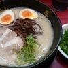 【渋谷ラーメン】とんこつラーメン替え玉無料の「博多風龍」が美味しい【評価感想】