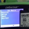 プログラムISUZU MU7 OBDSTAR X300 Pro3キーマスターで失われたすべてのキー