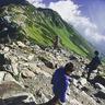 親子/子連れで登山、ハイキング、キャンプ、アウトドア