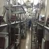 寝台列車でラオス入国