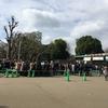 先週の上野動物園、すごい行列です!