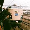 さようなら583系2(秋田県秋田市)