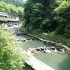 千早川マス釣り場がニジマスを釣ってすぐに食べられる最高な場所だった。