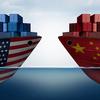 減少に転じた中国貿易