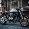 ★20年間眠っていたバイク ヤマハ XJ900カフェレーサー