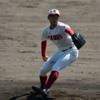 投打で注目のエース4番 春日部共栄 村田 賢一選手 高卒右腕投手