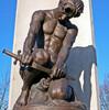 ウィキペディアの物足りない説明を、ウィキペディア以外のサイトで補強する(エドワード・コルストン像を作った彫刻家)