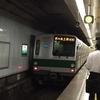 東京メトロ6000系6002Fに遭遇