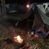 カブでのキャンプツーリングに便利なアウトドアグッズ、必需品と買ってよかったものまとめ