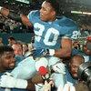 【NFL名選手たち】RBバリー・サンダース(1989-1998)