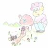 【Twitter:18】ノコさんを描こうー!