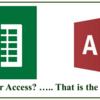 Excel で Access を使用するための10の理由(1/2)