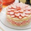 苺とカスタード・バターのケーキ、フレジェのレシピ