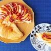 簡単フライパンりんごケーキのホットケーキミックスレシピ