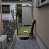 自宅の庭に、つるバラとアーチをDIYで設置しました(^^)