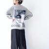 yoshio kubo GROUNDFLOOR - FLASK SWEAT TOP -