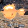 【FF14】 モンスター図鑑 No.160「ボム(Bomb)」