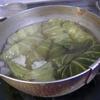 幸運な病のレシピ( 833 )朝:ロールキャベツ(鶏むねのパテ、玉ねぎ)、ガンコ煮付け、ホッケテリテリ