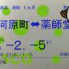 【!注意!】仙台のICカード | 首都圏では「icsca」は使えません。大恥をかきました 。