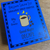 夜でも安心♪ メキシコ産有機コーヒー豆を使用した、カフェインレスのオーガニックドリップコーヒーを飲んでみた【ブラウンシュガー1ST】