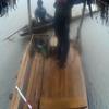 アマゾン筏下り⑥〜筏を襲う嵐と辺境の地での出会い〜