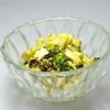 【お焦げ部分が最高!】グリルブロッコリーゆで卵和えサラダ