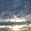 2016年11月30日(水)今朝の空