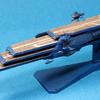 メカコレクション 宇宙戦艦ヤマト2199 No.16 大ガミラス帝国軍ガイペロン級多層式航宙母艦 シュデルグ レビュー