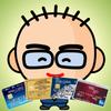 おっさんのクレジットカード一覧。。。