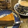 錦糸町「すみだ珈琲」のアツアツカフェオレとずっしり滑らかなチーズケーキ