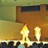 文化服装学院のファッションショーは、見ごたえがあります。