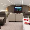 VIPのフライトを体験してみたい?それが出来るジェット機があるよ!