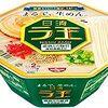 【食べてみた】日清 ラ王 濃熟とろ豚骨 カップラーメン (日清)