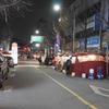 ソウルの旅[201712_05] - 鍾路3街の夜はまたあの幸福な酒場で、そして伝統のプゴクッにソウル式チュタン