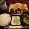 石川県小松市軽海町にあるレトロ感ある喫茶店、二番館でコスパ良い日替わり定食。