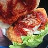 山形市 サフラーハンバーガー江俣店 チリチキンカツバーガーとチーズLバーガーをご紹介!🍔