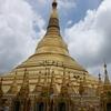 【ミャンマー・ヤンゴン旅】はずせない名所のシュエダゴン・パゴダ