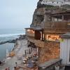 とっておきのレストラン 崖に立つAZENHAS DO MAR