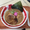 麺屋あぐり(中頭郡読谷村)魚介しょうゆ豚骨らーめん 680円