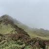 白髪山から三嶺へ縦走: アップダウンの続くハードなコースを写真で詳しく