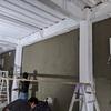 小牧スタジオ改装中 看板なくなりました