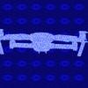 じじぃの「中国西安・無人偵察機ショー・1374個のドローンが空中で踊る!AI2045」