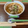 🚩外食日記(667)    宮崎ランチ   「台湾食堂 Ten(テン) 」②より、【台湾牛肉麺】【Tenの手作り焼き餃子(7個)】‼️