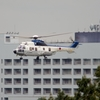 2018年10月8日(月・祝) 中央観閲式予行の日の立川駐屯地の様子と立川飛行場を昭和記念公園側から撮影出来るか試してみた