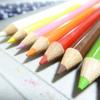 COLLEEN(コーリン)の新品の色鉛筆が出てきました