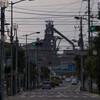 絶賛解体中の製鉄所、中身が丸見えで大興奮!