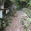 林道横根線・大荷場木浦沢線と寄栗の大滝・太郎次の滝・奥深沢不動の滝