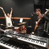 今日はバンドのリハーサル→来週末に演奏します!